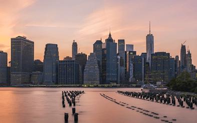 移民美国后,华人主要定居在这8个城市!