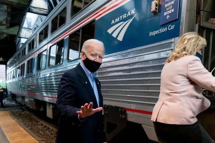 美国终于想起来要造高铁了?拜登:希望多线发展