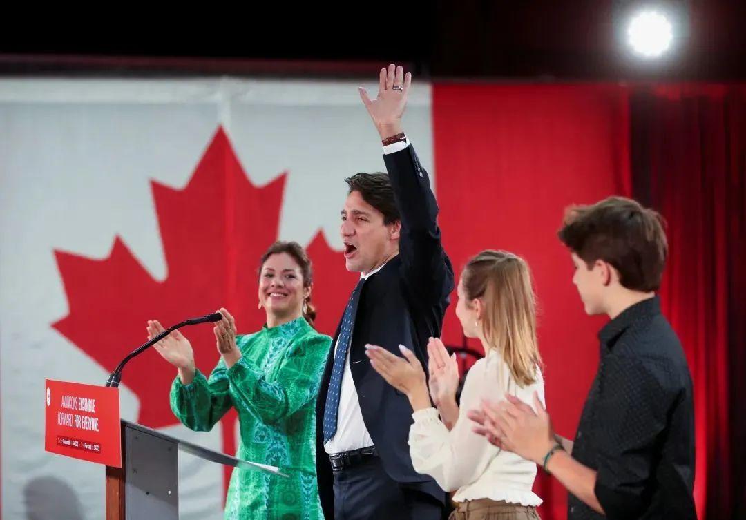 加拿大大选特鲁多再次成功连任!为什么他能受到移民人的喜爱?